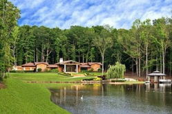 Kenny Rogers Lake House Athens, GA; Sold at public Auction for $2.25 Million